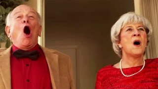 Real Grandparents Sing Frozen