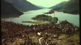 RUNRIG - DAVID NIVEN - BONNIE PRINCE CHARLIE FILM - KING OF SCOTLAND