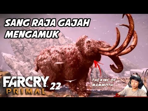 FAR CRY PRIMAL #22   NGELAWAN GAJAH BERGADING EMPAT SAMPAI TITIK MATI