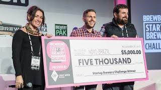 Startup Brewery Challenge 9 Winner Announcement