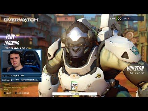 @L4KE_ | Lake Plays Overwatch (Xbox One) *Reminder* No Stream Tomorrrow