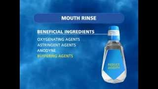 Brushing Techniques & Oral Health Products - Mouth rinses