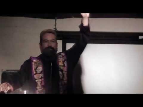 Barbed Wire Open Mic Series - Santiago Presentation