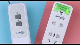 Ổ cắm điện thông minh điều khiển từ xa ▶ XE TẦU channel