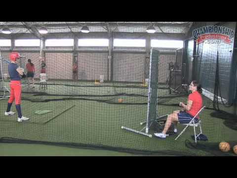 All Access Houston Softball Practice