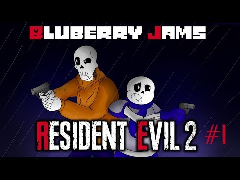 Too Many Zombies - Blueberry Jams to Resident Evil 2 Remake - Part 1 [K.A.T.V.]