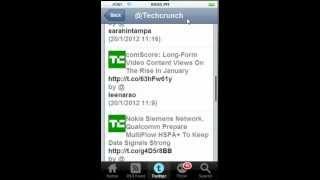 iTabbar - Create web applications who look like native apps