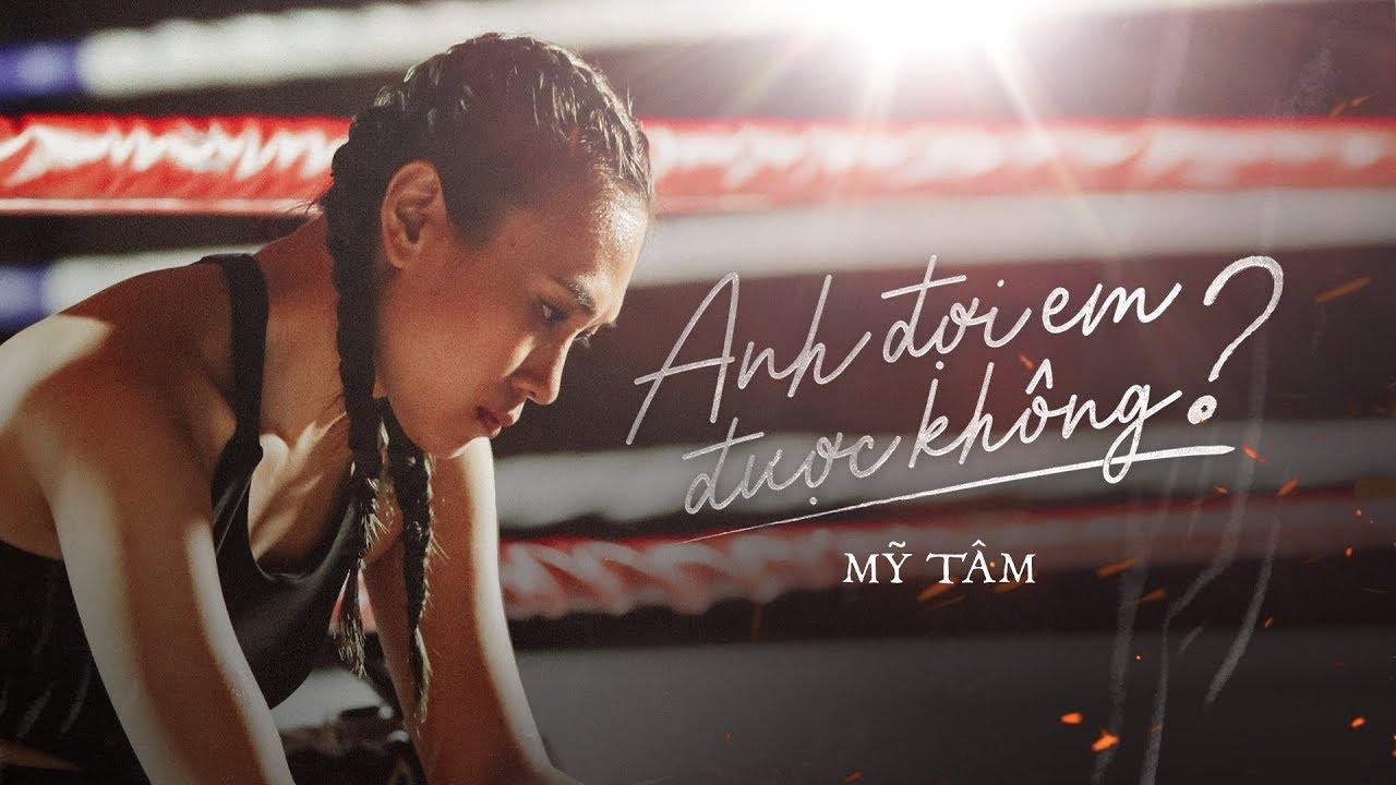 ANH ĐỢI EM ĐƯỢC KHÔNG - MỸ TÂM | OFFICIAL MV