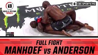 Corey Anderson vs. Melvin Manhoef: Full fight | Bellator 251 | CBS Sports HQ
