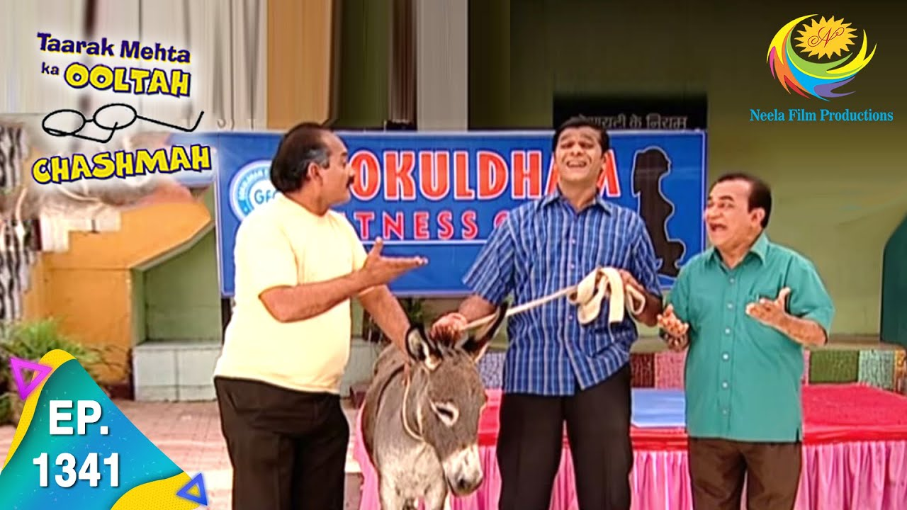Download Taarak Mehta Ka Ooltah Chashmah - Episode 1341 - Full Episode