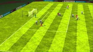FIFA 14 iPhone/iPad - Belgium vs. Norway