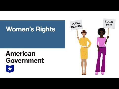 Women's Rights In The United States | American Government