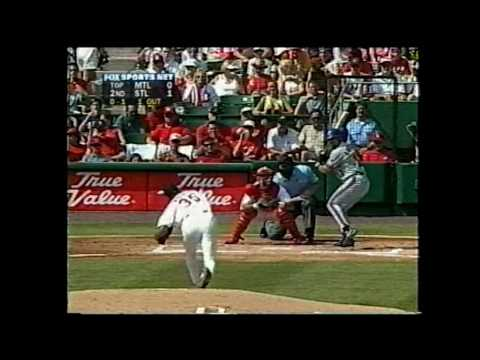 St. Louis Cardinals vs  Montreal Expos (McGwire HRs 69 and 70) Fox Sports Net 9/27/98
