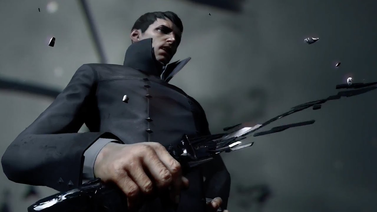 Dishonored Wiki |The Outsider Dishonored