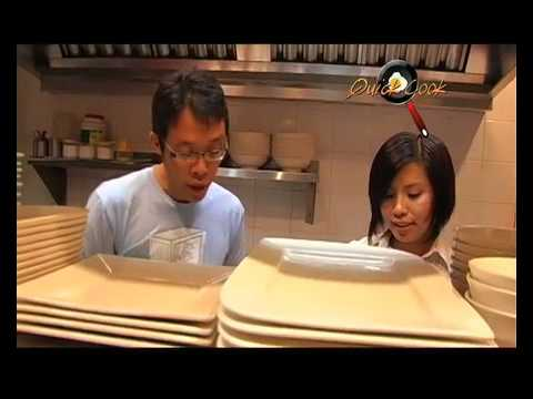 0 Quick Cook Ep 1 : Vietnamese Rice Paper Rolls
