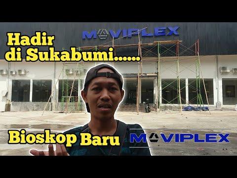 Kabar Update Bioskop Baru (Moviplex) Akan Hadir Di Sukabumi 2020