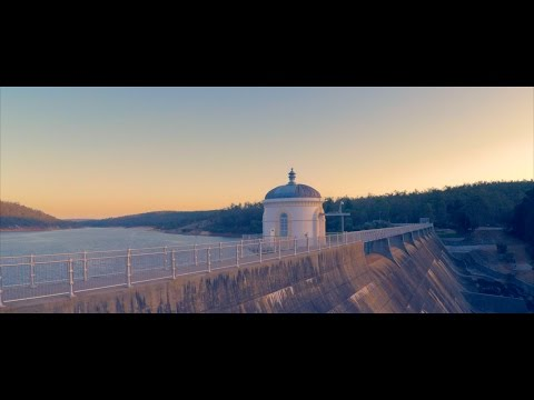 Mundaring Weir Western Australia, jewel of the Perth hills in HD