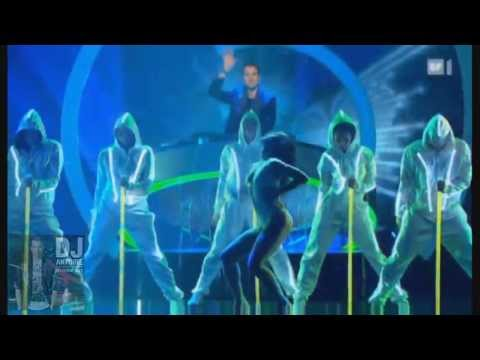 Dj Antoine Feat. The Beat Shakers - Ma Chérie 2K12 (Live TV Show)