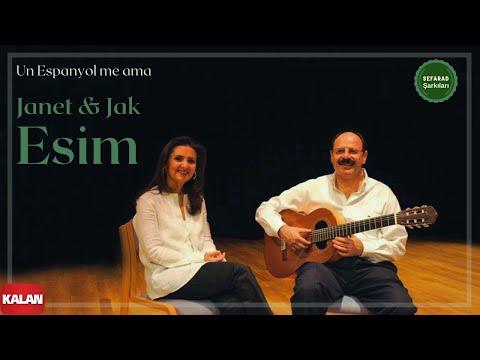 Janet & Jak Esim - Un Espanyol Me Ama [ Antik Bir Hüzün © 2005 Kalan Müzik ]