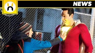 NEW Look at Shazam Revealed Ahead of Trailer
