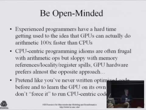 AstroGPU   GPU Acceleration of Scientific Applications Using CUDA - Jon Stone