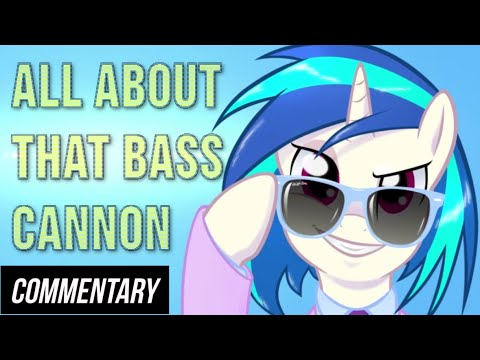 Blind Commentary All About that Bass Cannon