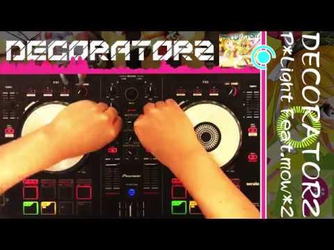 【HAPPY CORE】P*Light DJ Mix【DDJ-SB】