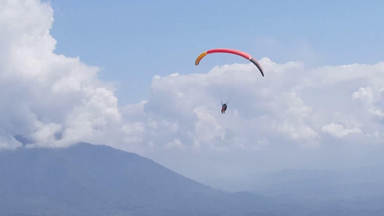 Khánh vĩnh paragliding