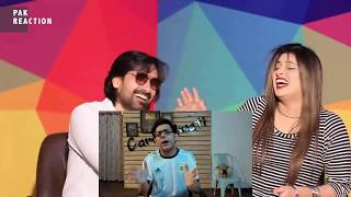 Pak Reaction To | HEART BROKEN KIDS OF TIK TOK - | CarryMinati
