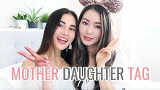 The Mother Daughter Tag♡⎮Opening Up