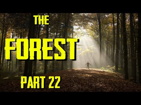 The Forest | Part 22 | TIME TO STRETCH MY LEGS!