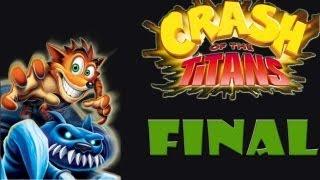 Crash Lucha de Titanes Ps2 - FINAL: Nina Cortex derrotada y.. ¡¡TORTITAS!!
