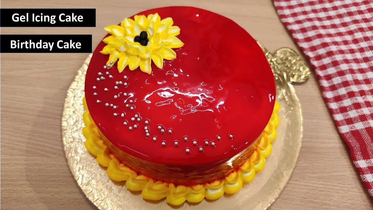 ना बेक करने की जरुरत ना ही ज्यादा सामान की एकदम सस्ते में ये केक जरूर बनाना Gel Cake
