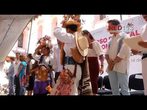 VIDEO Tianguis podría ser patrimonio cultural mundial: Sergio Mayer