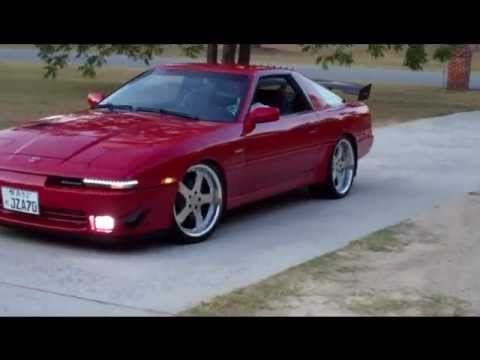 1992 toyota supra for sale youtube. Black Bedroom Furniture Sets. Home Design Ideas