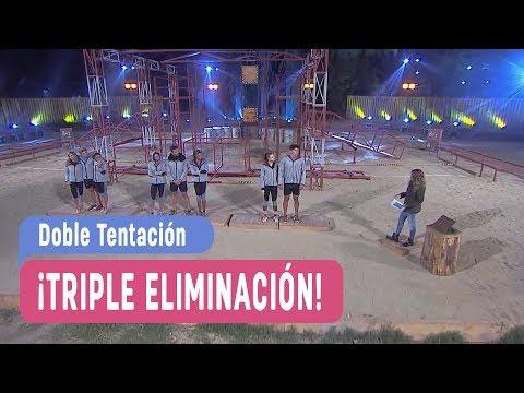 Doble Tentación - ¡Triple eliminación! / Capítulo 99