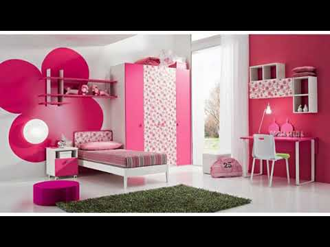Girls Bedroom Paint Color Ideas