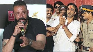 Sanjay Dutt On His Comeback In Bollywood After Coming Out Of Jail