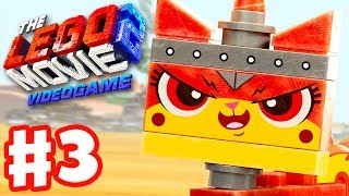 The LEGO Movie 2 Videogame - Gameplay Walkthrough Part 3 - Systerian Jungle!