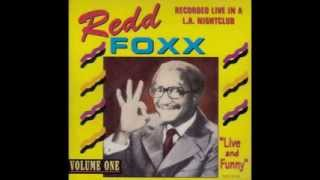 "REDD FOXX: ""Live And Funny"", Volume One (full album)"