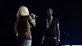 Meek Mill brings out Nicki Minaj & French Montana at PowerHouse 2013