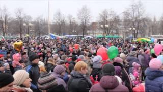Масленица ЮМОР ФМ 2014