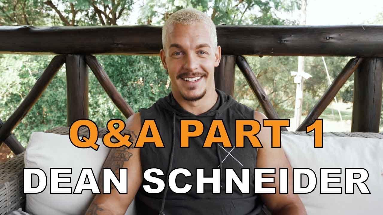 Dean Schneider Q&A - Part 1