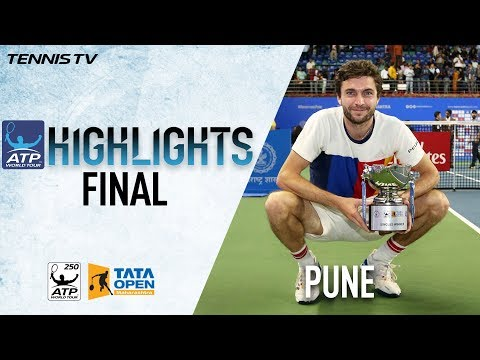 Final Highlights: Simon Claims Pune 2018 Crown