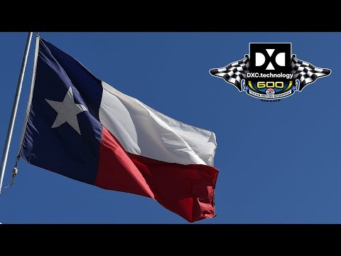 Final Practice at the 2018 DXC Technology 600 at Texas Motor Speedway