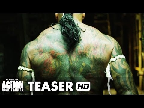 Kickboxer Vengeance Teaser Trailer (2016) Dave Bautista, Jean-Claude Van Damme [HD]