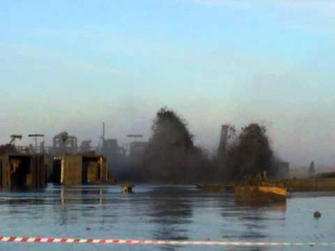 Oil well accident (Kazakhstan) 2