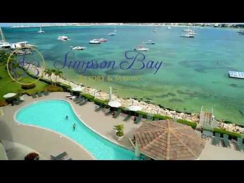 The Villas at Simpson Bay Resort and Marina, Sint Maarten, Dutch Side.