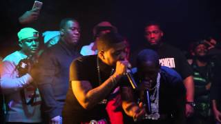 THATBOYPOPPA featuring Lucci Performance at Aqua -What Y'all Want