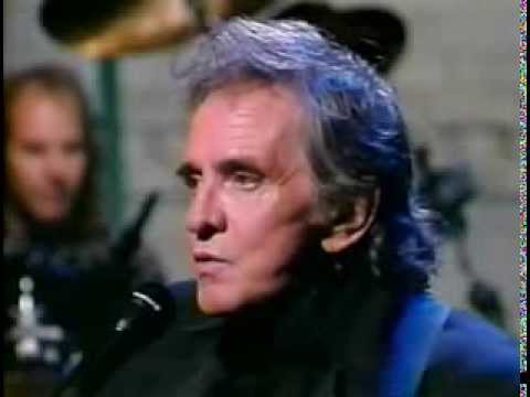 Johnny Cash  Blowin in the Wind 1993